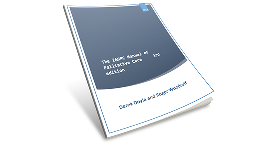 The Manual of Palliative Care from IAHPC
